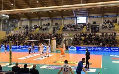 Conit sponsor Top Volley Cisterna