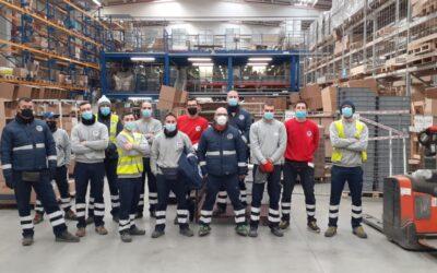 Nuovo Impianto a Pomezia (RM)