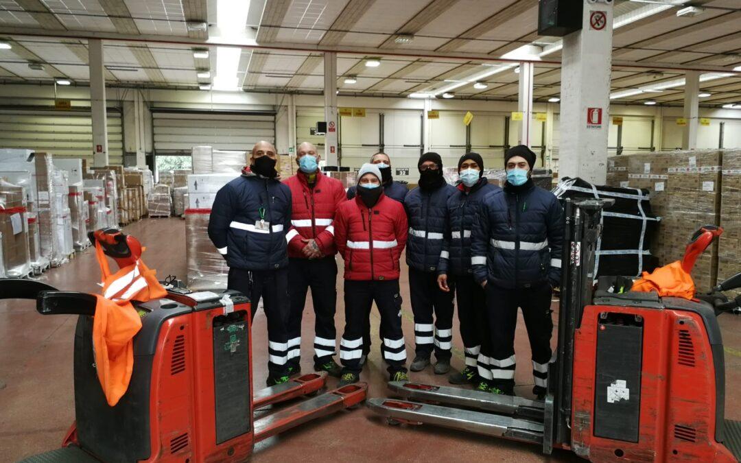 Nuovo impianto ad Ancona
